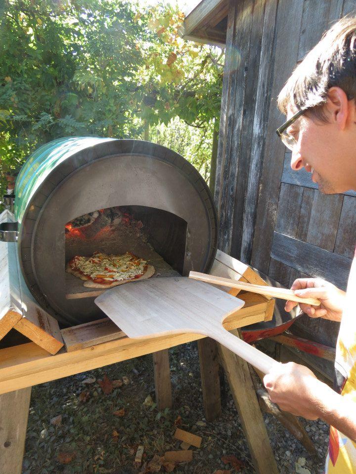 außenofen zum kochen